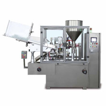 TubPro-60 Automatic Aluminum and Plastic Tube Filling and Sealing Machine