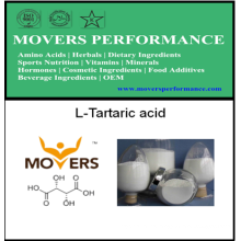 Supply Food Grade L-Tartaric Acid with Best Price