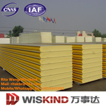Building Material PU Sandwitch Panel