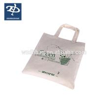 100 Reciclar Natural Cotton Tote Compras Azo Free Bag