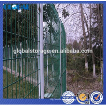 High density wire mesh fence