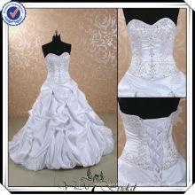 JJ2943 Beaded Embroidery Ball Gown Dress Wedding pakistani bridal dresses 2013