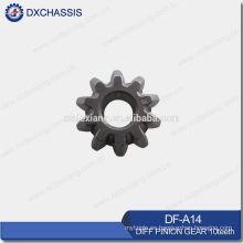 Engranaje de piñón ligero Diff Gear Z = 10 DF-A14 utilizado para Daihatsu