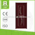 Pretty PVC door with accessories made in Zhejiang