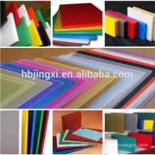 Colored Polyethylene Sheet , PE Polyethylene Sheet