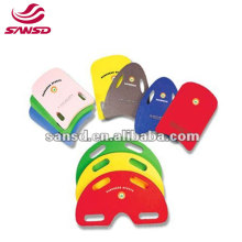 Wholesale eco eva material kick boards soft foam swim board custom