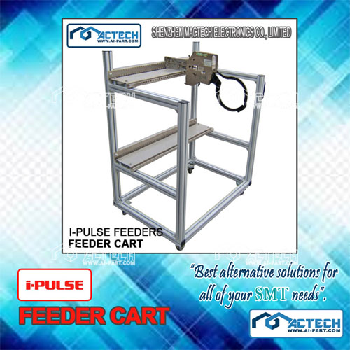 I-Pulse Feeder Cart