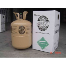 Customized for Foaming Agent Hcfc New Mixed Refrigerant gas r409a 13.6kg Disposable cylinder supply to Kuwait Supplier