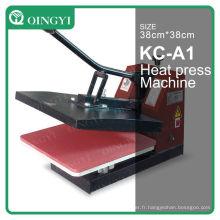 Machine manuelle de presse de la chaleur à haute pression de KC-A2