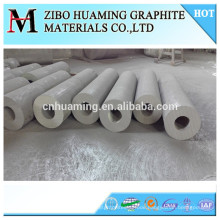 graphite tube with resistance to corrosion for chemical industry