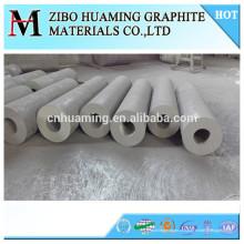 tubo de grafite com resistência à corrosão para a indústria química