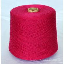 Tissu De Tapis / Textile À Tricoter / Crochet Yak Laine / Laine De Mouton Blanc Naturel Laine De Tibet