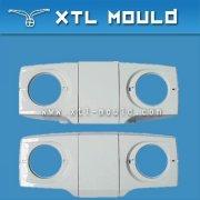Professional custom clear plastic molding