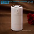 Belle ronde acrylique cosmétique flacon airless de pompe de lotion du presse matière acrylique épais 50ml ZB-PU50