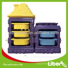 Kids School Plastic Cup Shelf LE-SK.033
