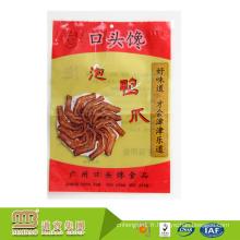 Sacs d'emballage en plastique d'emballage alimentaire en plastique de canard de rôti de poulet grillé par impression d'Oem / Odm