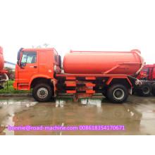 Caminhão Sino Caminhão de Sucção de Esgoto