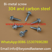 Bi-Metal Roofing Screw Self Drilling Screw