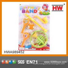 2015 New Design Miniature Children's Musical Instruments