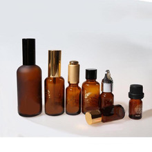 Essential Oil Amber Glass Bottle (NBG01)
