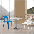 Outdoor Modern Restaurant Furniture Bistro Table Set (SP-CT521)
