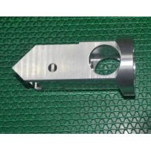 Части CNC поворачивая изготовленный из алюминия с прошла ISO9001: 2015