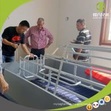 Projeto galvanizado durável da exploração avícola do equipamento agrícola do porco para porcos
