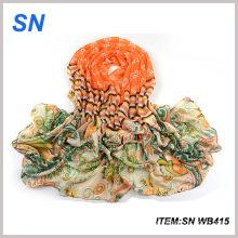 2015 Printing Material Voile Yiwu Futian Scarf Market