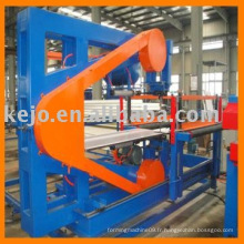 Ligne de production de laine de roche Sandwich Panel