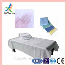Spunbond Nonwoven Disposable bed Cover