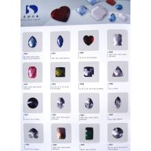 Color cristal granos flojos (DZ30 **)