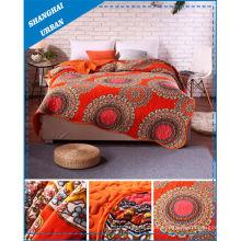 Drucken Sie Home Bedding Scallop Quilt