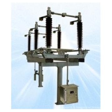 Séparateur de sectionneur isolant isolant HV de 72,5 kV