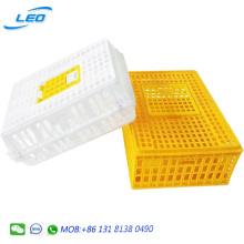 OEM livestock plastic wholesale chicken crates