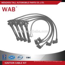 Carro auto ignição spark plug fio cabo conj para Mitsubishi MD975309