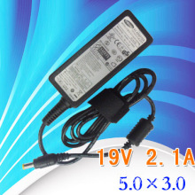 Laptop AC power Adapter 19V 2.1A 5.0x3.0mm For Samsung