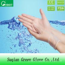 Clear PVC Medical Vinyl Gloves