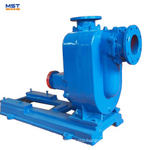 6 inch diesel self-priming trash water pump