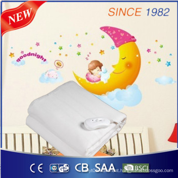 60W 150*80cm 220-240V Non-Woven Fabric Electric Heating Blanket