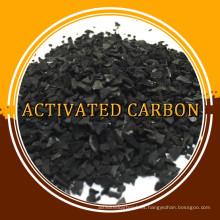 Cáscara de coco Carbón activado