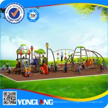 Ensemble de jeu de plein air utilisé dans l'école