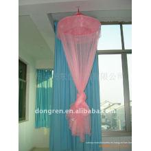 Adultos mosquitero circular y canopies de las niñas