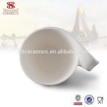 Japanischen grace Porzellan einfachen weißen Tee-Set Tassen Bone China Großhandel