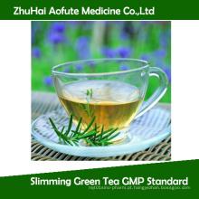 Emagrecimento chá verde GMP padrão