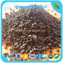 Traitement de l'eau Grain de manganèse Mno2 fabriqué en Chine