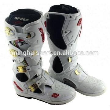 Barato impermeável botas de corrida de motos / botas de equitação botas de corrida de motocross