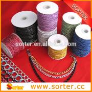 aluminum bulk chain necklace chain