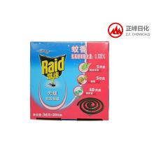 Raid Smoke-Free mosquito coil