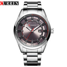 Luxury Fashion Stainless Steel Waterproof Men Watches