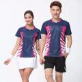 Nouveau maillot de badminton design